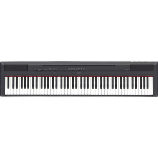Yamaha P115 Digital Piano, Black 5