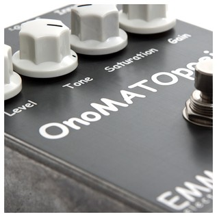 Emma Electronic OnoMATOpoeia Booster/Overdrive Pedal