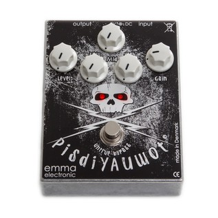 Emma Electronic PisdiYAUwot Metal Distortion Pedal