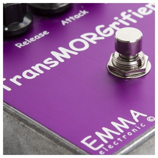 Emma Electronic TransMORGrifier Compressor Pedal