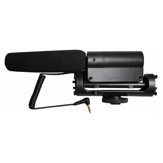 Mode Machines CM-1 DSLR Microphone - Side Rear