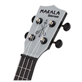 Makala Waterman MK-SWB/SLB Soprano Ukulele, Slate Blue