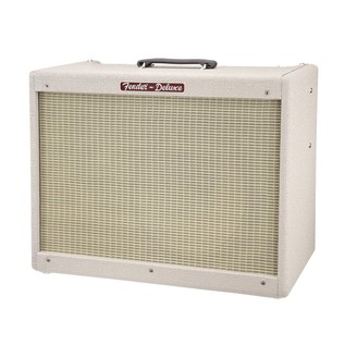 Fender Blues Deluxe Reissue Combo Guitar Amp, Blonde Wheat P12Q