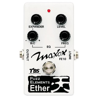 Maxon FE10 Fuzz Elements Ether Pedal