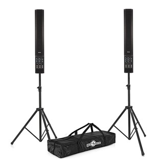 SubZero SZS-L64A Inline Active Speaker Bundle