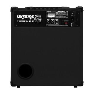 Orange Crush Bass 50, Black