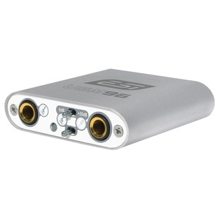 ESI UGM96 Ultra Mobile USB Audio Interface - Angled