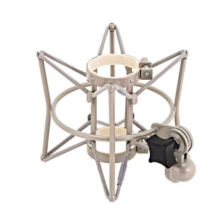 Shock Mount for Tube Microphones by Gear4music