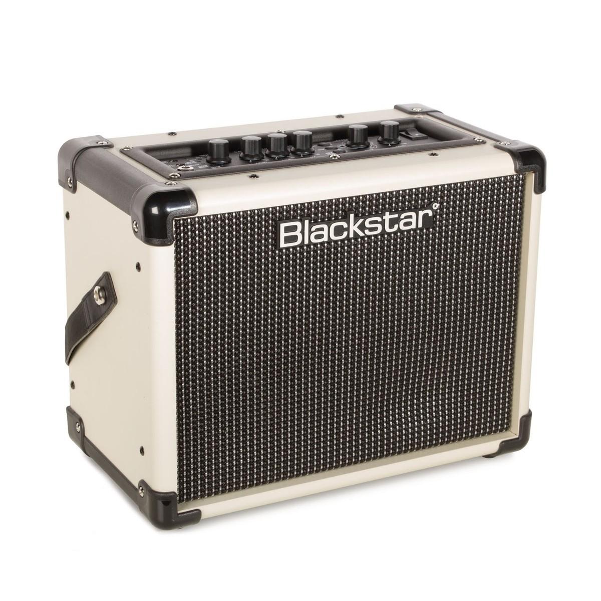 blackstar id core 10 stereo version 2 10 watt combo amp cream at. Black Bedroom Furniture Sets. Home Design Ideas
