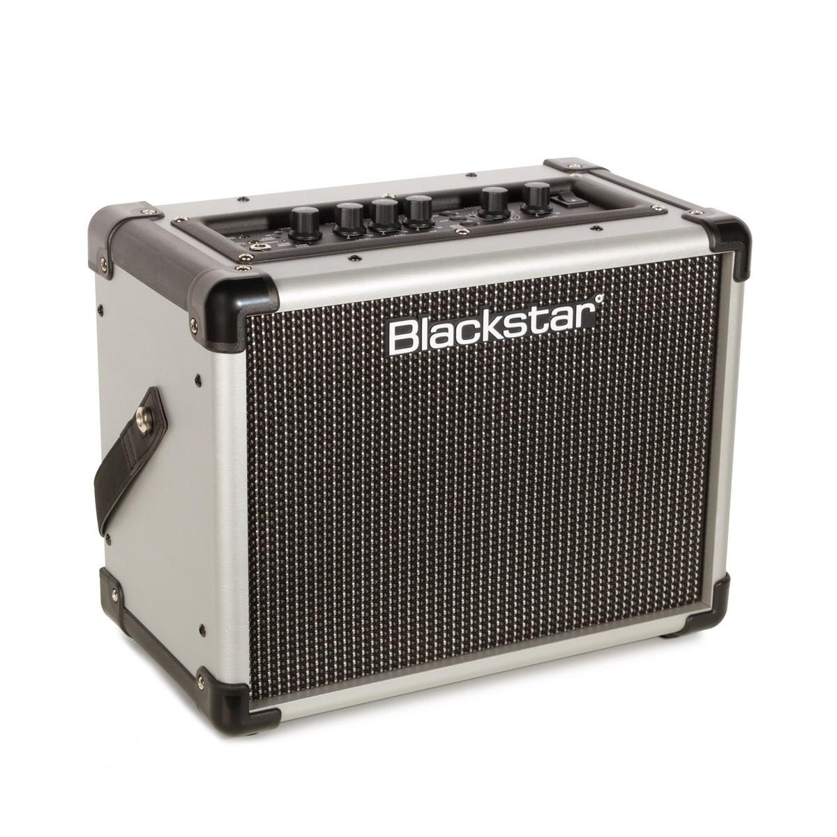 blackstar id core 10 stereo version 2 10 watt combo amp silver at. Black Bedroom Furniture Sets. Home Design Ideas