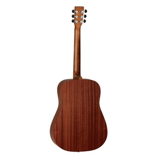 Tanglewood TWJJ1 Java Exotic Dreadnought Acoustic Guitar, Natural