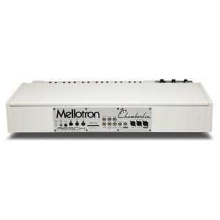 Mellotron M4000D, White - Rear 2