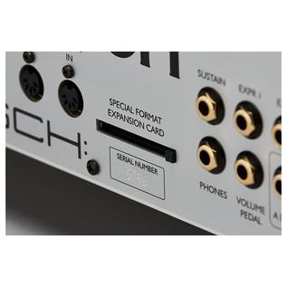 Mellotron M4000D, White - Detail 16