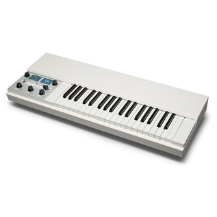 Mellotron M4000D-Mini, White - Angled