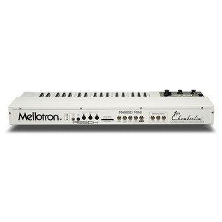 Mellotron M4000D-Mini, White - Rear