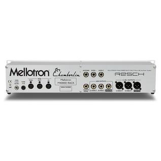 Mellotron M4000D Rack - Rear