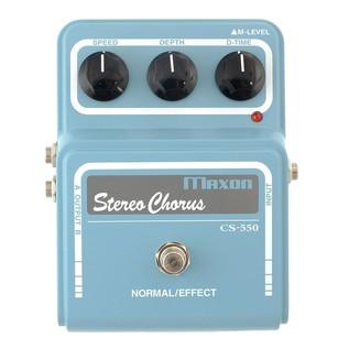 Maxon CS-550 Stereo Chorus Pedal