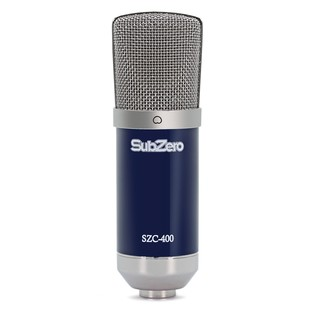 ESI U22XT Vocal Recording Bundle - Microphone Front 2