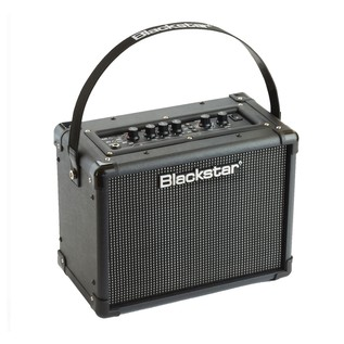 Blackstar ID:Core 10 Stereo Version 2, 10 Watt Combo Amp, Black