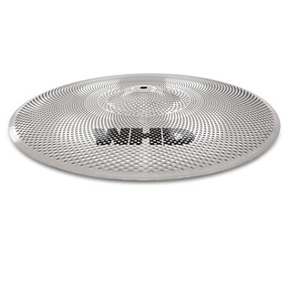 WHD Practice Drum Heads and Cymbals - 5 Piece Fusion Pack