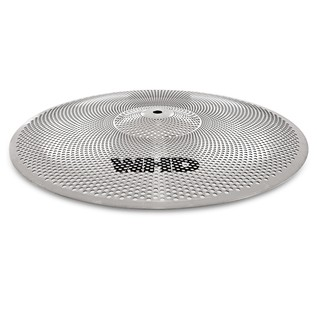 WHD Practice Drum Heads and Cymbals - 5 Piece Rock Pack