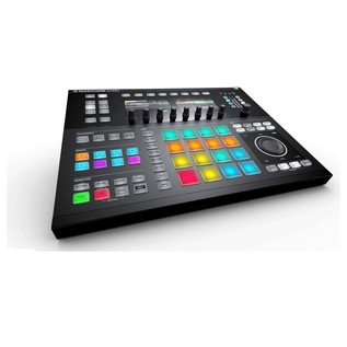 Native Instruments Maschine Studio with Komplete 11 ULT, Black - Maschine Front