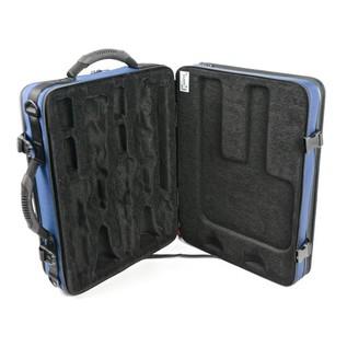 BAM Trekking Double Clarinet Case, Navy Blue