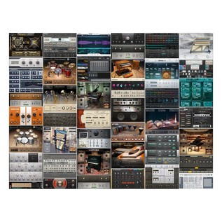 Native Instruments Maschine Studio with Komplete 11, Black - Komplete Screenshots