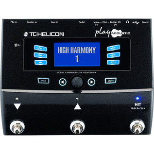 Tc Helicon Play Acoustic Pedal