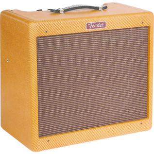 Fender Blues Junior LTD Combo Amp, Lag Tweed