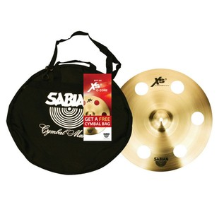 Sabian XS20 16'' O-Zone Cymbal with Free Bag