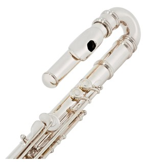 Trevor James TJ10XCDE Curved Head Student Flute