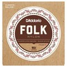 D ' Addario EJ32 Folk Nylon Konzertgitarre Strings mit Kugel