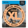 D'Addario EXL115W Nickel Wound, roccia media, ferita 3rd, 11-49
