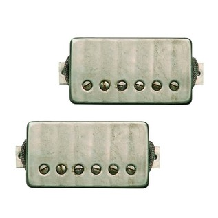 Bare Knuckle Pickups The Mule Humbuckers, Aged Nickel Set