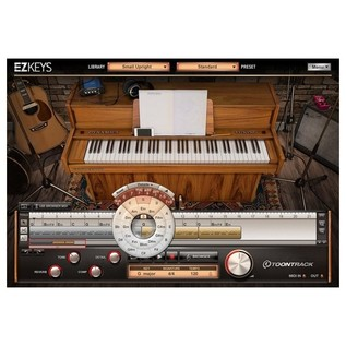 Toontrack EZkeys Small Upright