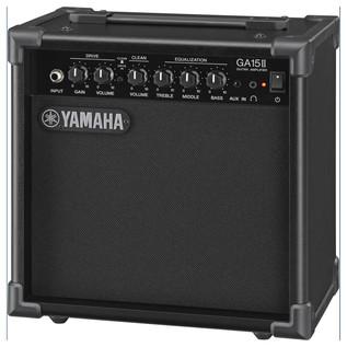Yamaha Pacifica 012 Pack, Dark Blue Metallic - GA15 Amplifier