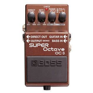 Boss OC-3 Super Octave Guitar Effects