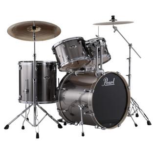 Pearl Export EXX 22'' Rock Drum Kit, Smokey Chrome