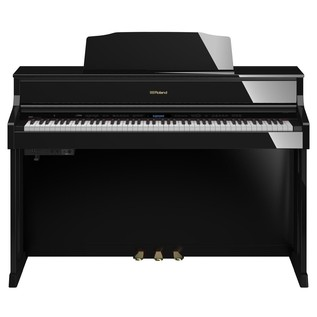 Roland HP605 Piano Front