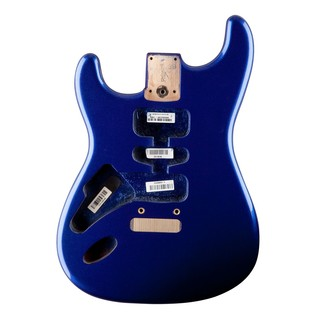 Fender USA Stratocaster Body, LH Mystic Blue