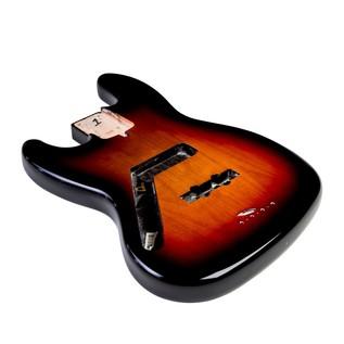 Fender USA Jazz Bass Body, LH 3-Colour Sunburst