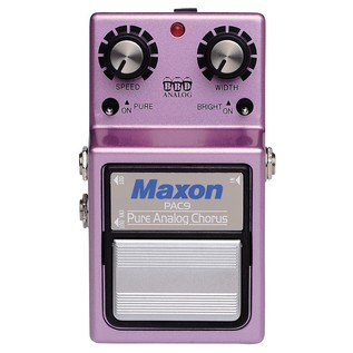 Maxon PAC-9 Pure Analogue Chorus Pedal