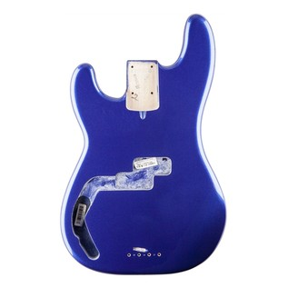 Fender USA Precision Bass Body, LH Mystic Blue