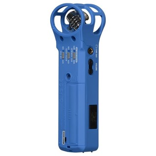 Zoom H1 Recorder, Blue
