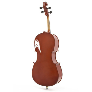 Student 1/2 Size Cello with Case by Gear4music