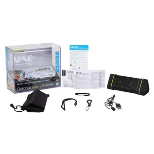 Hercules WAE BTP04 Portable Speaker - Full Contents