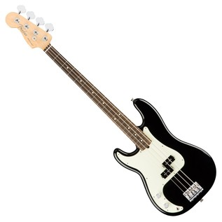Fender American Pro Precision Left Handed Bass RW, Black