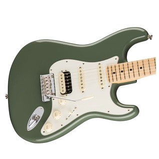 Fender American Pro Stratocaster HSS RW, Antique Olive