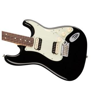Fender American Pro Stratocaster HH RW, Black